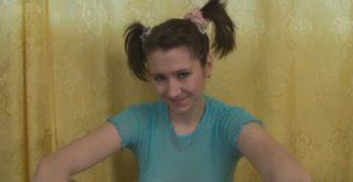 Second scat video with russian shit loving girl (Krasnova) Image 1